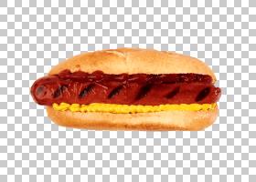 热狗汉堡包快餐早餐三明治芝士汉堡,热狗PNG剪贴画食品,芝士汉堡,