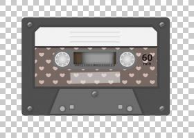 紧凑型盒式磁带数字艺术绘图,盒式PNG剪贴画杂项,电子,其他,绘画,