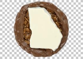 果仁糖白巧克力Lebkuchen黑白曲奇饼,盎司PNG剪贴画食品,饼干,糖,