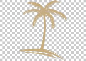 徽标绘图,魅力PNG剪贴画杂项,叶子,其他,徽标,棕榈树,arecaceae,r