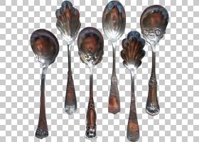 餐具叉勺餐具,木勺PNG剪贴画叉子,木勺子,餐具,勺子,餐具,2173286