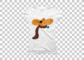 T恤服装连帽衫设计由人类,考拉PNG剪贴画T恤,哺乳动物,动物,橙色,