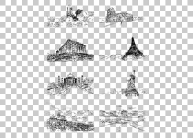 埃菲尔铁塔自由女神像悉尼歌剧院罗马斗兽场,世界古迹艺术品,世界