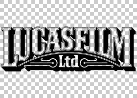 Lucasfilm星球大战动画电影导演,好莱坞标志PNG剪贴画文本,星球大