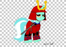 Pony Samurai日本盔甲马,武士PNG剪贴画马,脊椎动物,虚构人物,dev