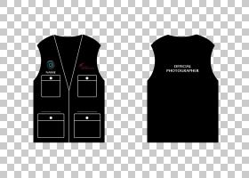 Gilets T恤海报袖,背心PNG剪贴画海报,标志,黑色,DeviantArt的,T