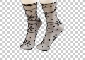 袜子雪花服装花边,雪花PNG剪贴画鞋,紧身衣,袜子,透明面料,雪,雪
