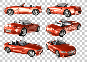 跑车车辆,玛莎拉蒂PNG剪贴画卡车,汽车,性能汽车,车辆,运输,红色,