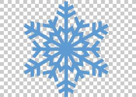 雪花桌面,雪花PNG剪贴画蓝色,白色,叶,三角形,雪花,对称性,royalt