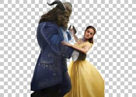 美女与野兽美女服装电影,美女与野兽PNG剪贴画迪士尼公主,野兽,电