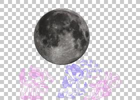 月食日食2017年8月21日地球火星行星,xander PNG剪贴画紫色,电脑