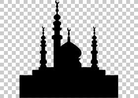 伊斯兰教穆斯林古兰经Eid Al-Fitr斋月,斋月,清真寺例证PNG clipa