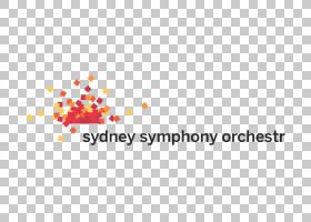 悉尼歌剧院悉尼交响乐团音乐会指挥,交响乐PNG剪贴画杂项,文本,橙