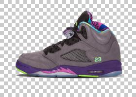 火星Blackmon Jumpman Air Jordan Shoe运动鞋,乔丹PNG剪贴画紫色