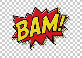 蝙蝠侠漫画书资源漫画超级英雄,蝙蝠侠,巴姆!工作PNG剪贴画英雄,