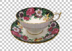 餐具碟咖啡杯陶瓷瓷器,碟子PNG剪贴画盘子,碟子,桌子,餐具,瓷器,