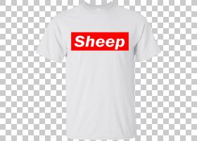 T恤连帽衫服装圆领,白色T恤PNG剪贴画T恤,白色,文字,标志,活跃衬