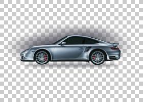 保时捷911 GT2跑车豪华车,保时捷PNG剪贴画汽车,性能汽车,汽车,轮