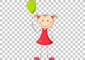 儿童幼儿园教育,气球PNG剪贴画孩子,人,气球,头,家庭,地区,母亲,