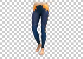 打底裤T恤服装运动服瑜伽裤,外太空PNG剪贴画时尚,腹部,上衣,电动