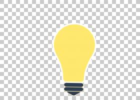 白炽灯泡黄PNG剪贴画灯,生日快乐矢量图像,照明,灯,光线影响,阳光