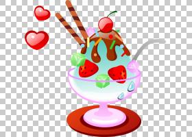 冰淇淋食品冰淇淋冰淇淋PNG clipart奶油,食品,冰淇淋,水果,蛋糕,