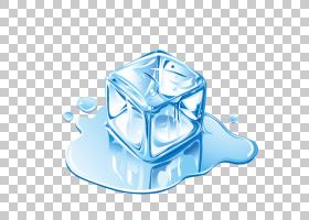冰立方中微子天文台融化冰块冰融化的冰块插图PNG剪贴画摄影,冰矢