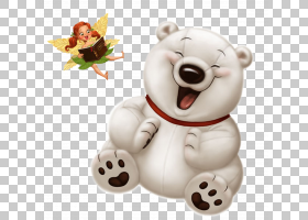 北极熊娃娃PNG剪贴画杂项,动物,摄影,桌面壁纸,封装的PostScript,