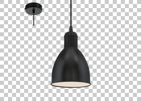 吊灯照明EGLO,吊灯,黑色吊灯PNG剪贴画灯笼,灯,黑色,光,绿色,性质