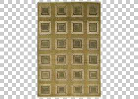 地毯PNG剪贴画棕色,矩形,对称,木材,区域,平方米,广场,性质,米,21