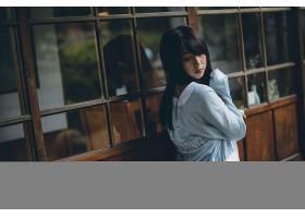 女人,亚洲的,女孩,模特,妇女,黑色,头发,壁纸,(30)