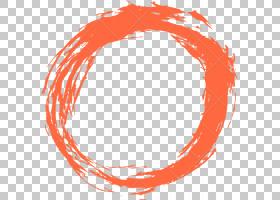 圆形图圆形PNG剪贴画橙色,免版税,画笔,教育科学,图形设计,墨匠,