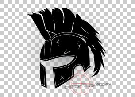 斯巴达人战士战斗头盔斯巴达人PNG Clipart徽标,虚构人物,黑色,剪