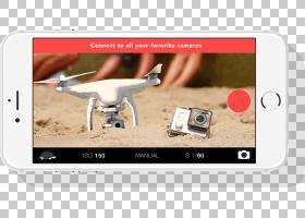 无人机DJI幻影行动相机Gopro相机PNG Clipart小工具,电子产品,移