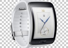 三星齿轮S三星银河齿轮Smartwatch手表PNG剪贴画电子产品,手表配