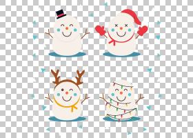 圣诞雪人圣诞节圣诞雪人PNG clipart杂项,食品,生日快乐矢量图像,