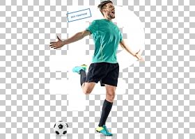 免版税图库摄影足球运动员运动t恤,运动器材,球衣,手臂,体育,鞋,