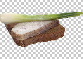奶油培根吐司鱼子酱Zakuski Salo培根PNG剪贴画食品,奶酪,洋葱,面
