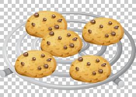 巧克力饼干Gocciole斑点的迪克饼干食品饼干PNG剪贴画烘焙的食品,