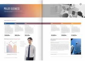 商务画册内页设计