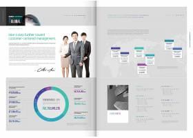 商务画册排版