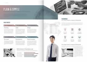 商务合作画册设计