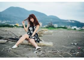 女人,亚洲的,黑发女人,女孩,模特,妇女,壁纸,(223)