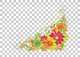 花卉剪贴画背景,花瓣,野花,植物,切花,花环,无皇室,封装的PostScr