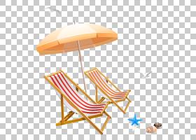 海滩背景,家具,机翼,线路,表,橙色,黄色,Auringonvarjo,躺椅,游泳