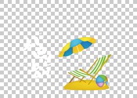 海滩背景,机翼,线路,黄色,面积,海,度假村,免费,海滨度假村,休假,