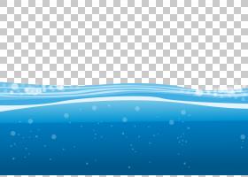 夏蓝背景,天空,矩形,线路,天蓝色,水,波浪,水,文本,角度,绿松石,