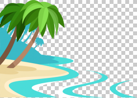 夏季绿色背景,草,线路,绿色,树,文本,面积,叶,植物,休假,绘图,卡