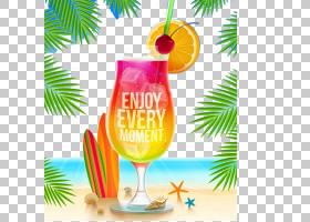 夏季果汁,葡萄酒鸡尾酒,橙汁饮料,装饰,鸡尾酒装饰,水果,迈泰,果