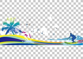 夏季模式背景,字体,线路,模式,设计,文本,面积,风浪,图,海,冲浪,